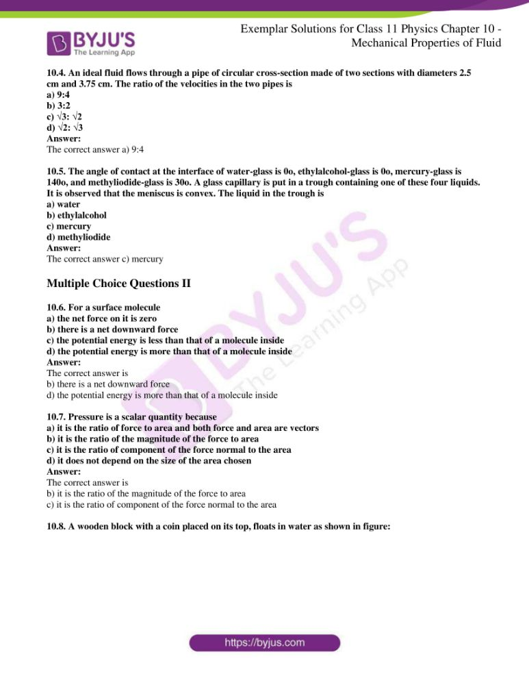 ncert exemplar solutions for class 11 physics chapt 10 03