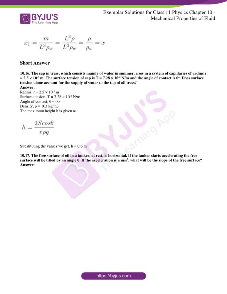 ncert exemplar solutions for class 11 physics chapt 10 08