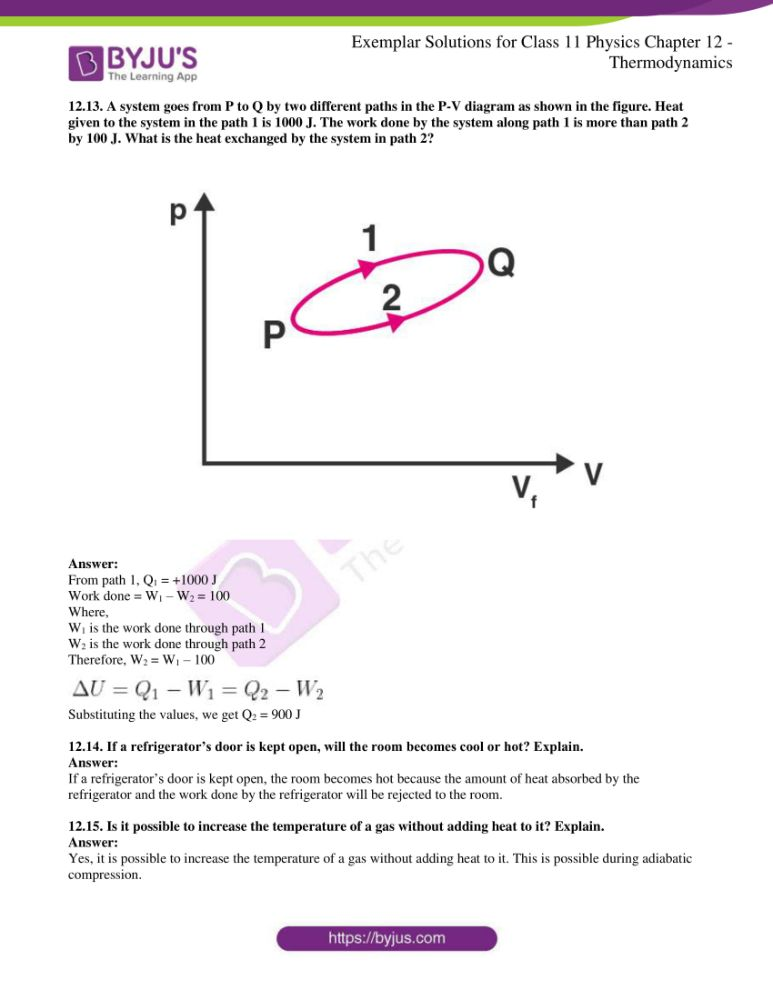 ncert exemplar solutions for class 11 physics chapt 12 09