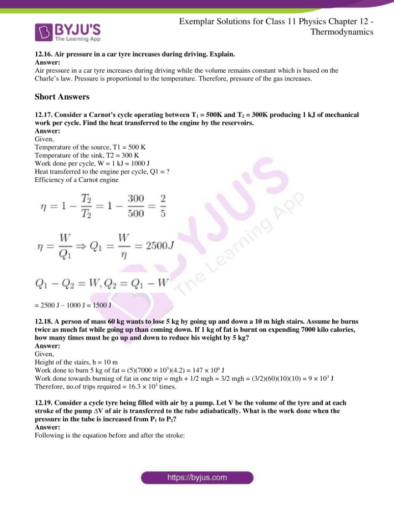 ncert exemplar solutions for class 11 physics chapt 12 10