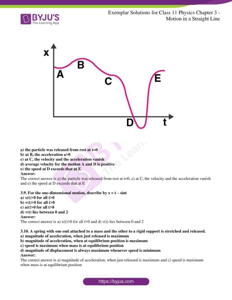 ncert exemplar solutions for class 11 physics chapt 3 05