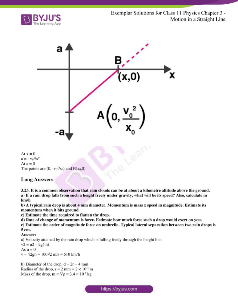 ncert exemplar solutions for class 11 physics chapt 3 15