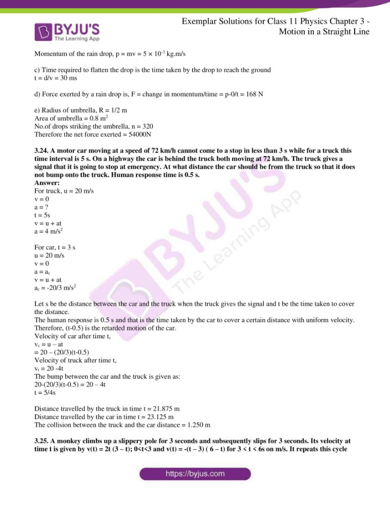 ncert exemplar solutions for class 11 physics chapt 3 16