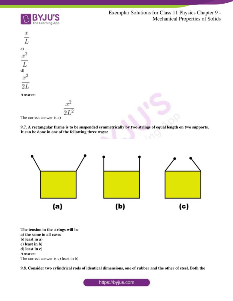 ncert exemplar solutions for class 11 physics chapt 9 03