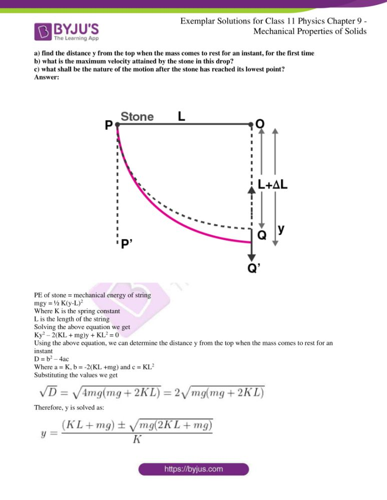 ncert exemplar solutions for class 11 physics chapt 9 14