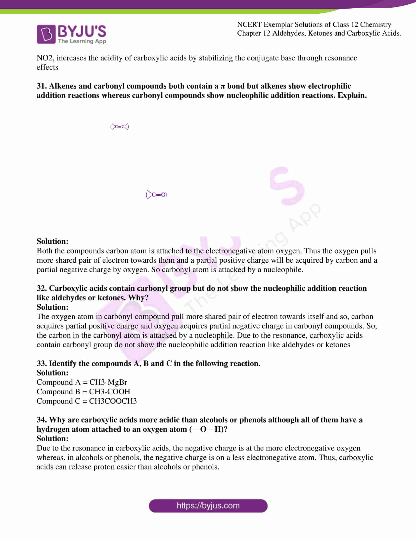 ncert exemplar solutions for class 12 chemistry chapter 12 11