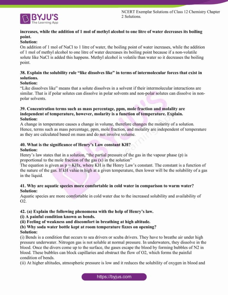 ncert exemplar solutions for class 12 chemistry chapter 2 solutions 10
