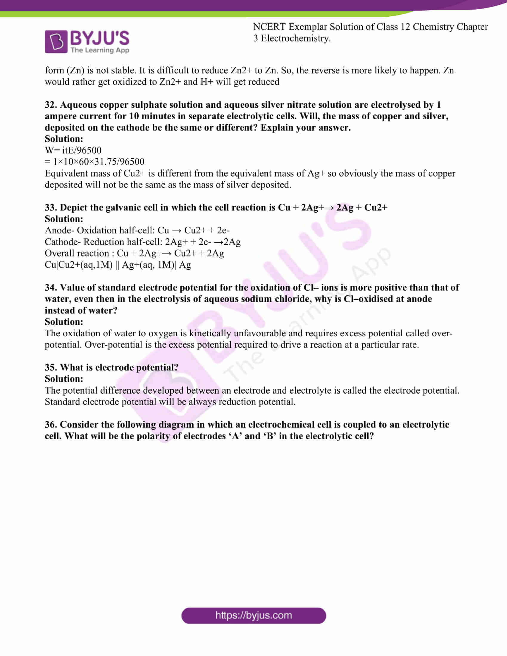 ncert exemplar solutions for class 12 chemistry chapter 3 electrochemistry 07