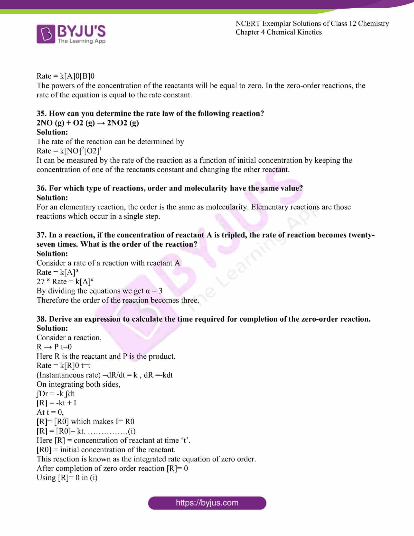 ncert exemplar solutions for class 12 chemistry chapter 4 chemical 12