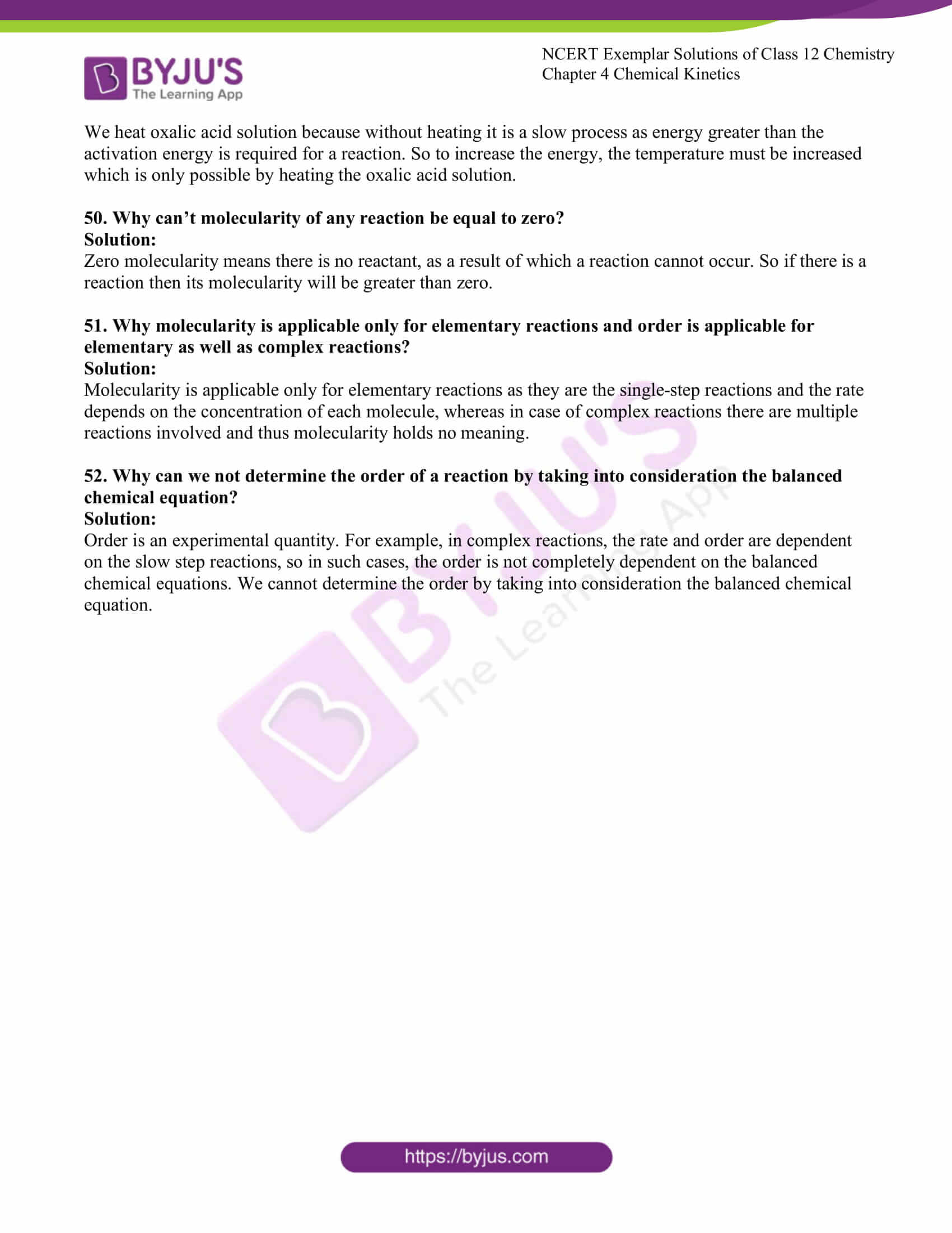 ncert exemplar solutions for class 12 chemistry chapter 4 chemical 15