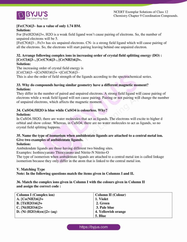 ncert exemplar solutions for class 12 chemistry chapter 9 07