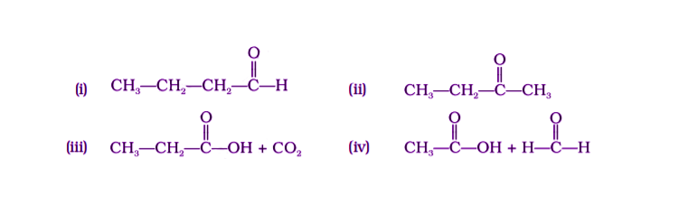 NCERT Exemplar Solutions of Class 12 Chemistry Chapter 12 Aldehydes, Ketones and Carboxylic Acids-1