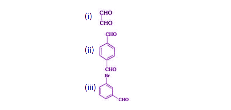 NCERT Exemplar Solutions of Class 12 Chemistry Chapter 12 Aldehydes, Ketones and Carboxylic Acids-17