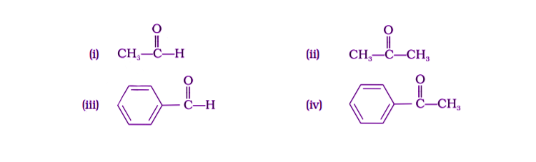 NCERT Exemplar Solutions of Class 12 Chemistry Chapter 12 Aldehydes, Ketones and Carboxylic Acids-2