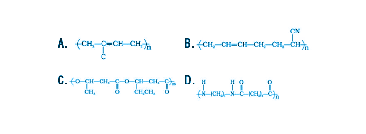 NCERT Exemplar Solutions of Class 12 Chemistry Chapter 15 Polymers-1