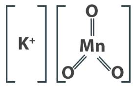 Potassium permanganate - KMnO4