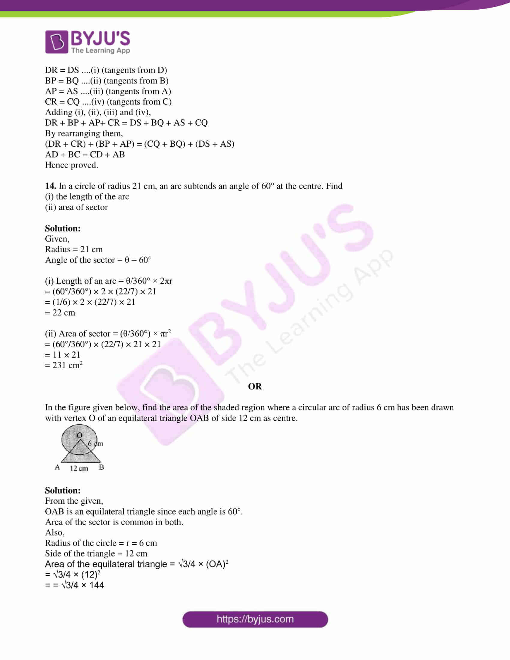pseb class 10 mathematics question paper 2017 paper a with solutions 10