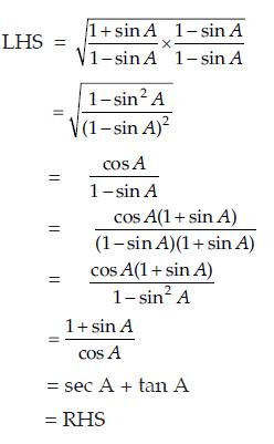 PSEB class 10 maths 2017 (A) solution 11 (b)
