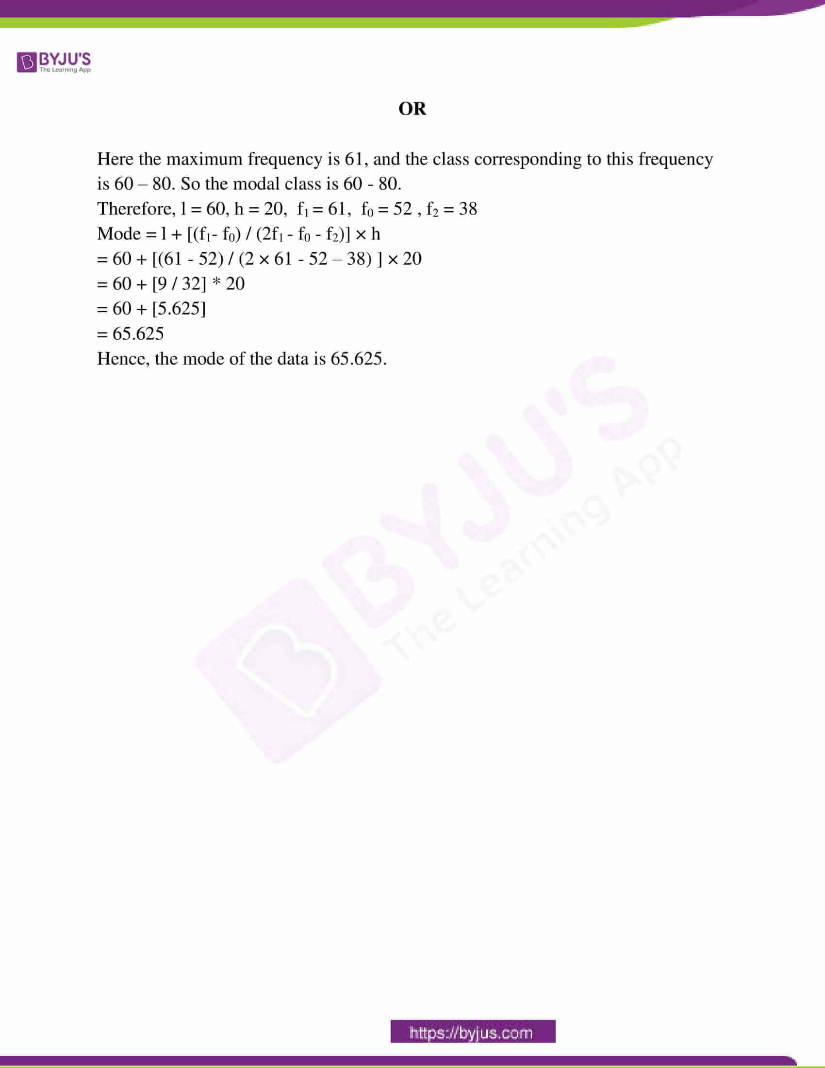 rajasthan board class 10 examination question paper sol march 2015 18