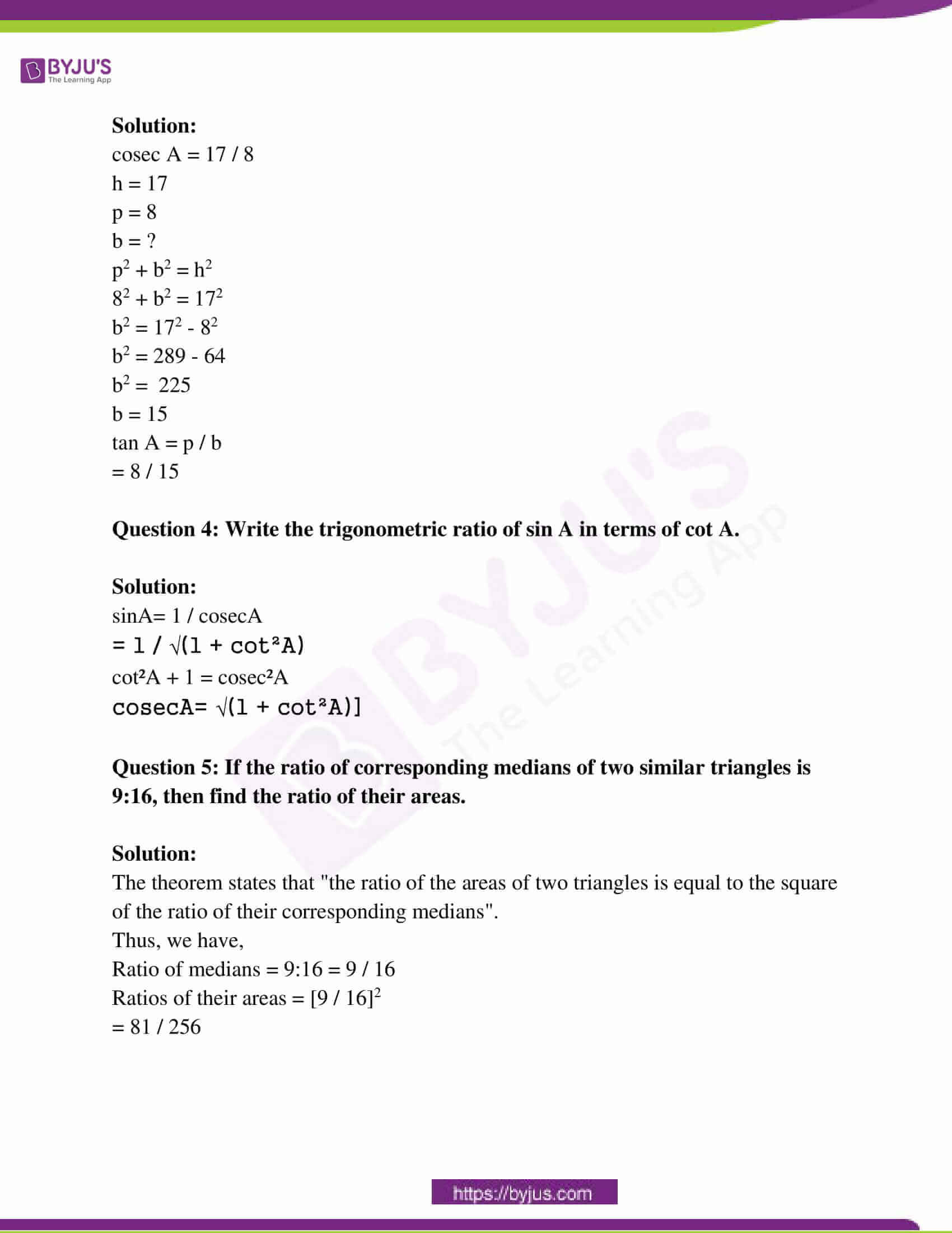 rajasthan board class 10 examination question paper sol march 2017 02