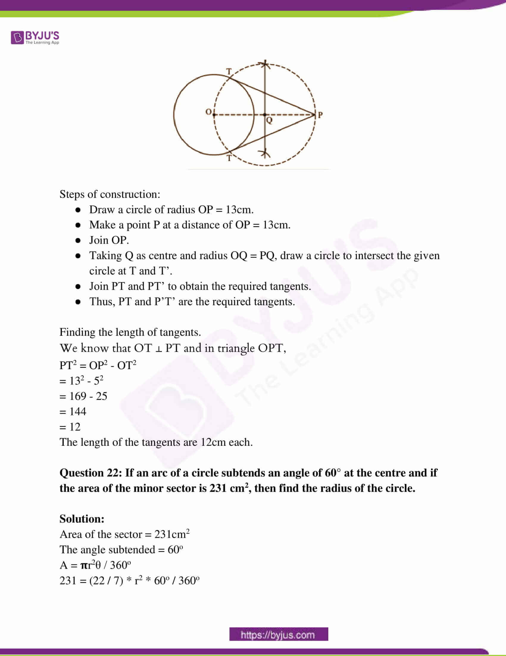 rajasthan board class 10 examination question paper sol march 2017 12