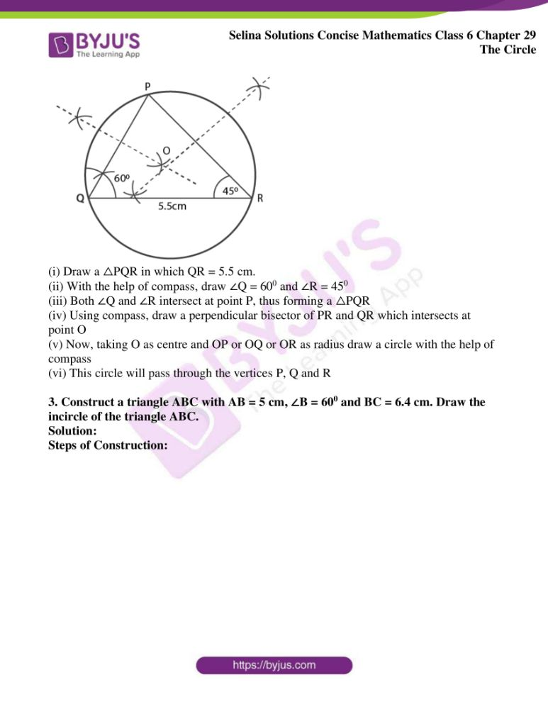 selina solutions for concise mathematics class 6 chapter 29 ex b 2