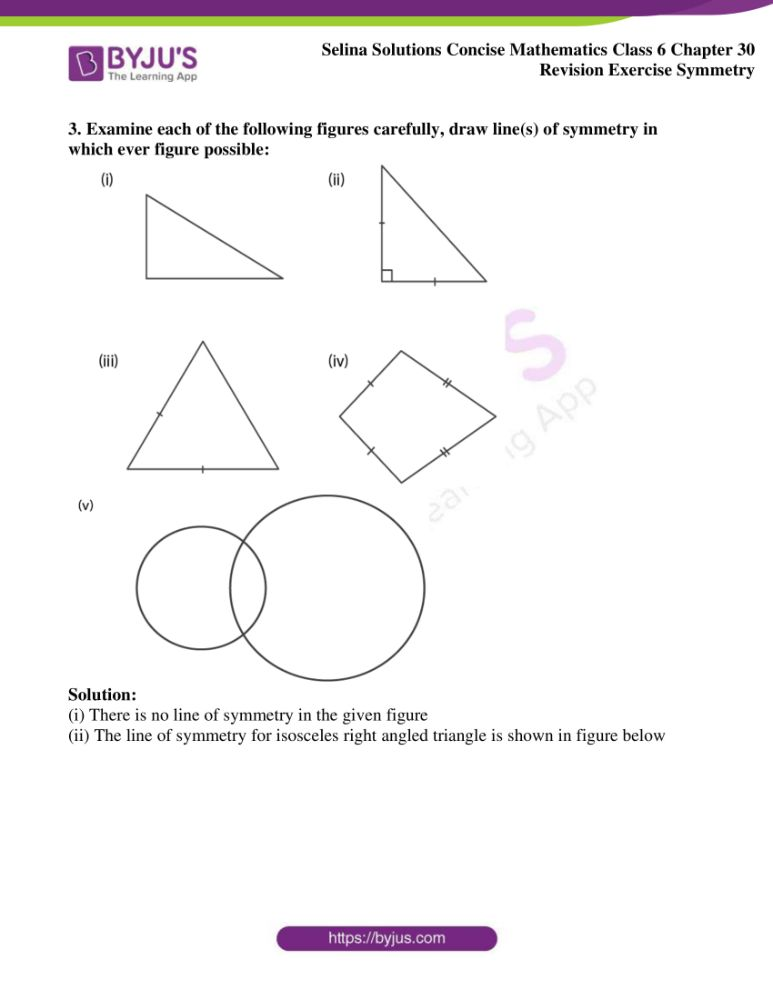 selina solutions for concise mathematics class 6 chapter 30 02