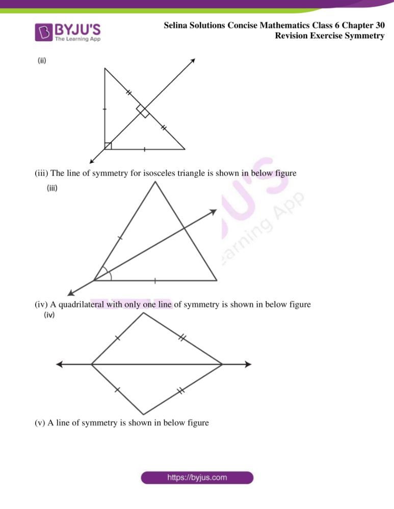 selina solutions for concise mathematics class 6 chapter 30 03