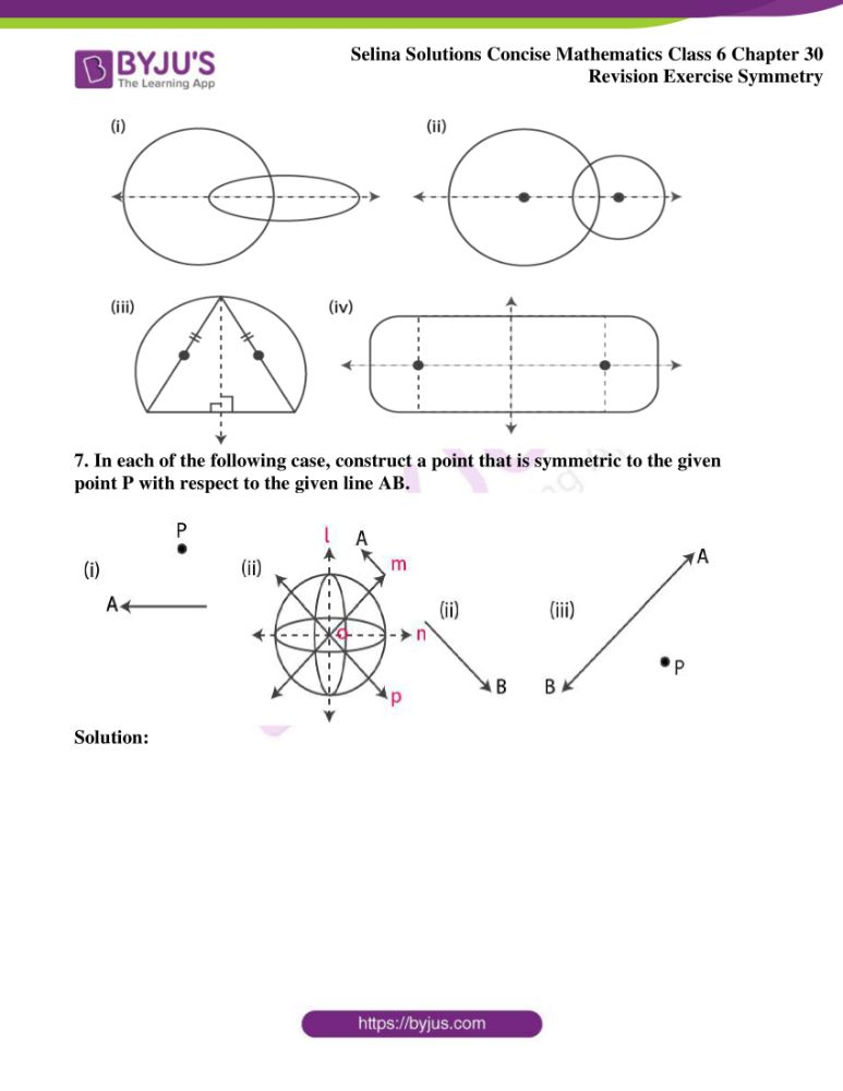selina solutions for concise mathematics class 6 chapter 30 06