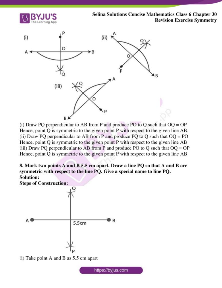 selina solutions for concise mathematics class 6 chapter 30 07