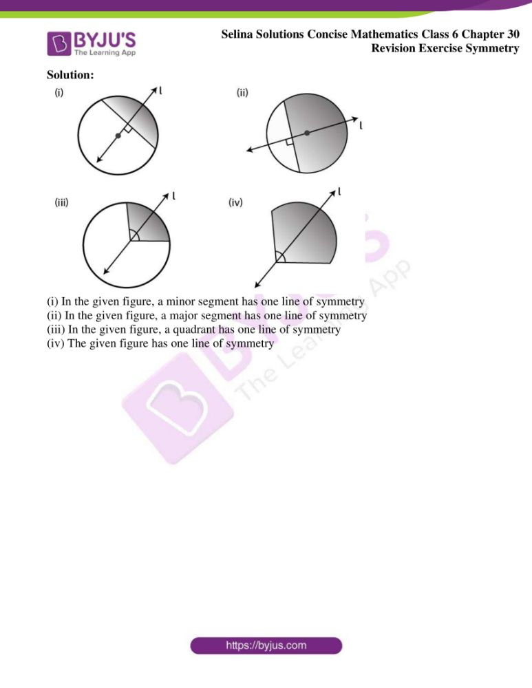 selina solutions for concise mathematics class 6 chapter 30 10
