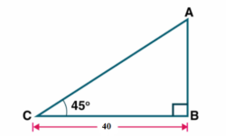 Properties of Triangles example 3