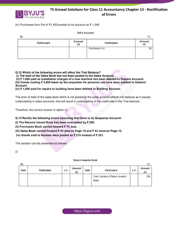 ts grewal solutions for class 11 account chapter 13 min 12