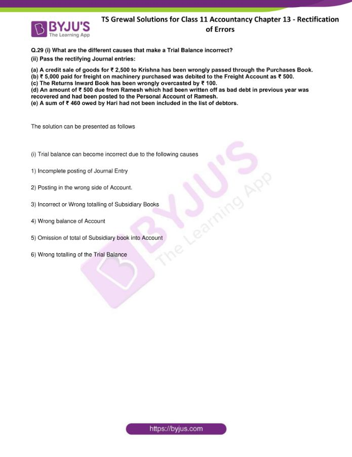 ts grewal solutions for class 11 account chapter 13 min 29