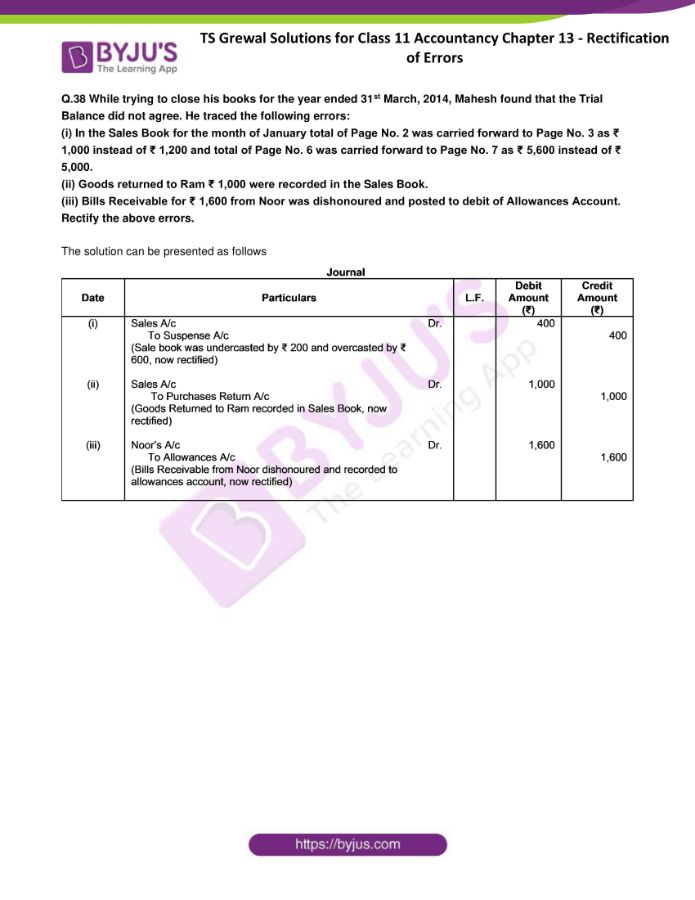 ts grewal solutions for class 11 account chapter 13 min 39