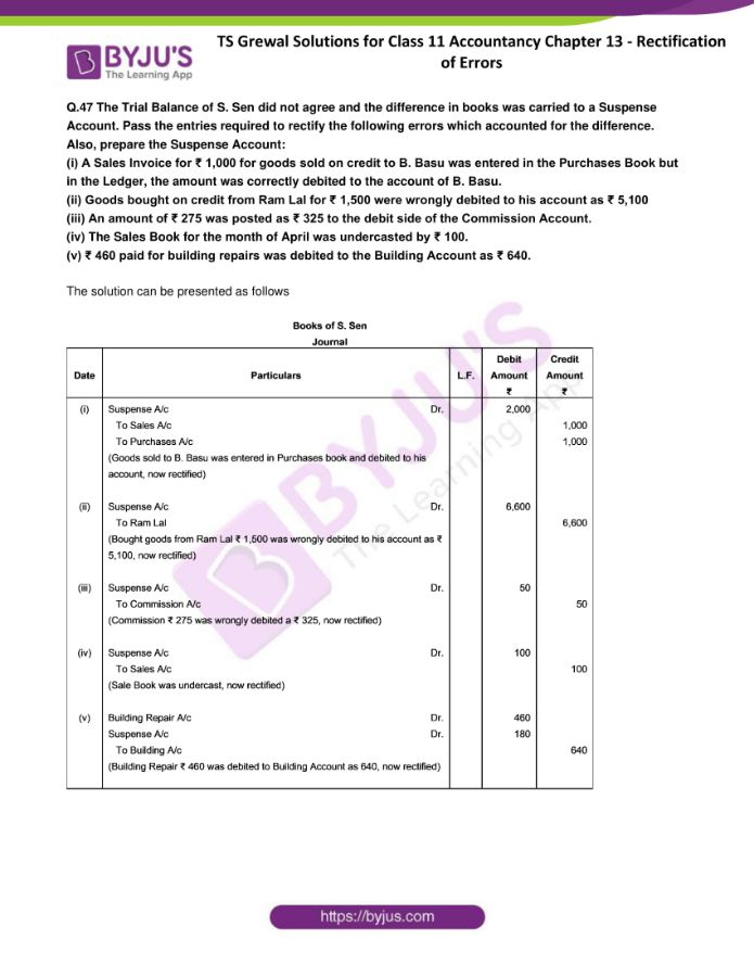 ts grewal solutions for class 11 account chapter 13 min 54