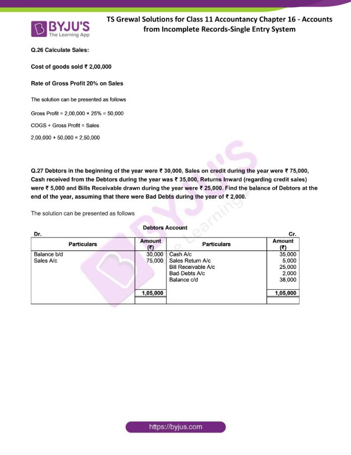 ts grewal solutions for class 11 account chapter 16 min 26