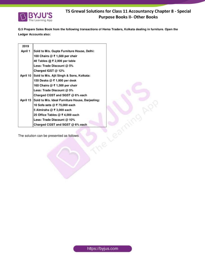 ts grewal solutions for class 11 account chapter 8 min 12