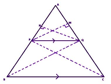 Basic Proportionality Theorem 2