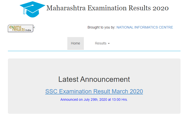 MH Class 10 Result 2020