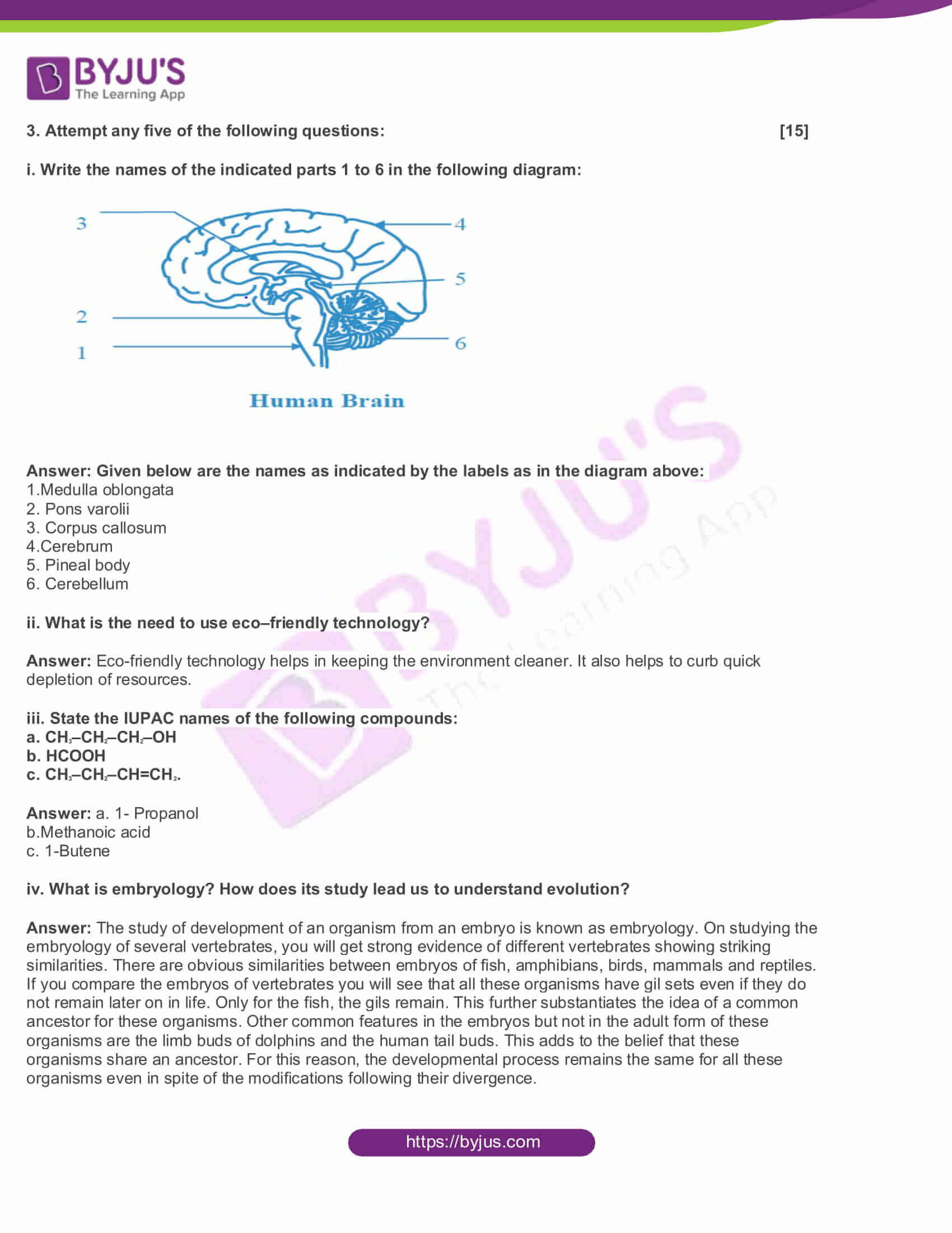 MSBSHSE Class 10 Science and Technology Part II Solved Previous Year Paper 2017 4