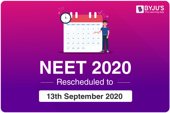 Correction in The NEET Application Form Till 15th July 2020