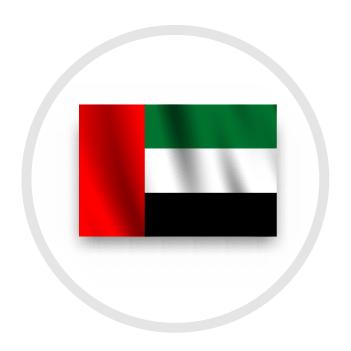 Flags Of The World - United Arab Emirates (UAE)