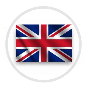 Flags Of The World - United Kingdom (UK)