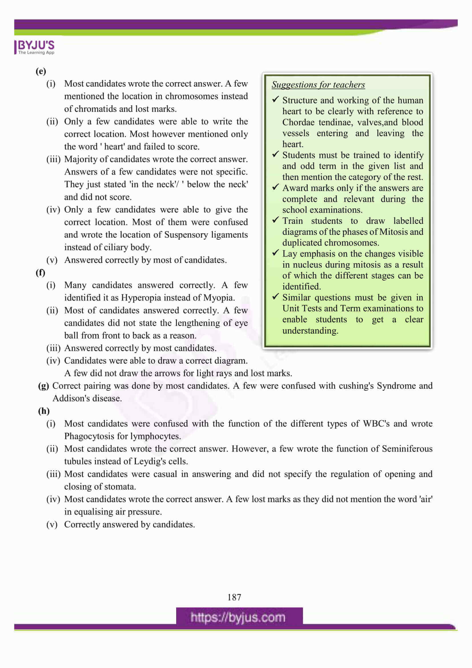 icse class 10 biology question paper solution 2016 05