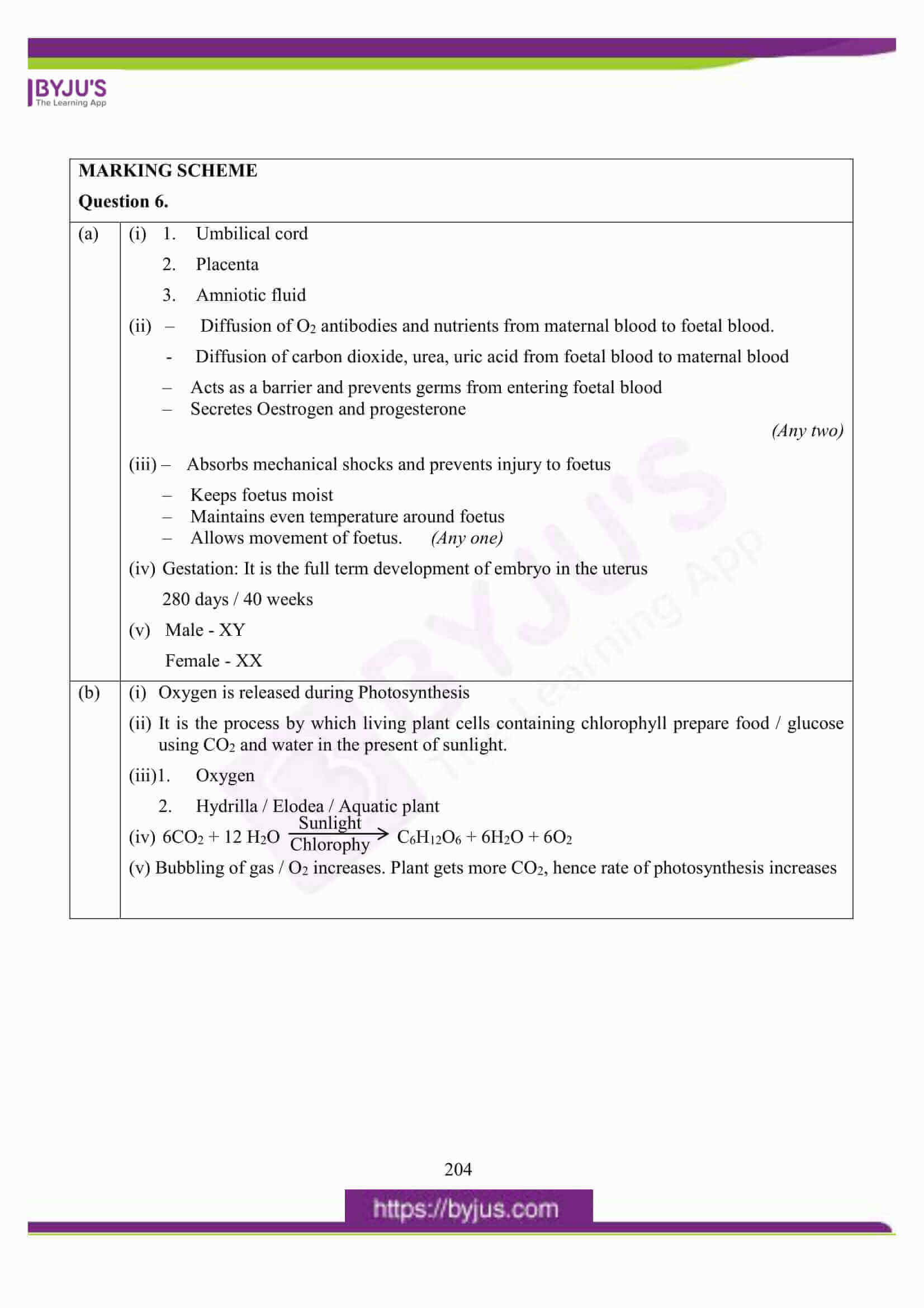 icse class 10 biology question paper solution 2016 22