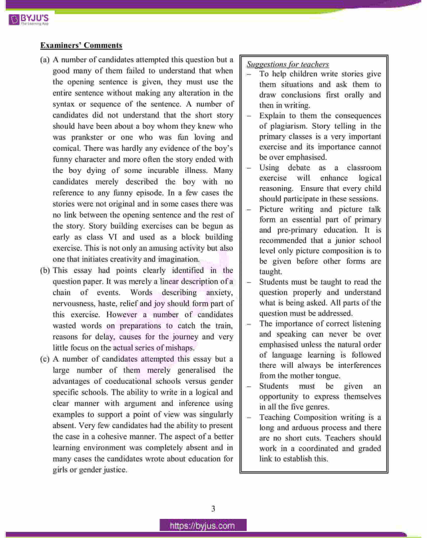 icse class 10 eng lan question paper solution 2015 02