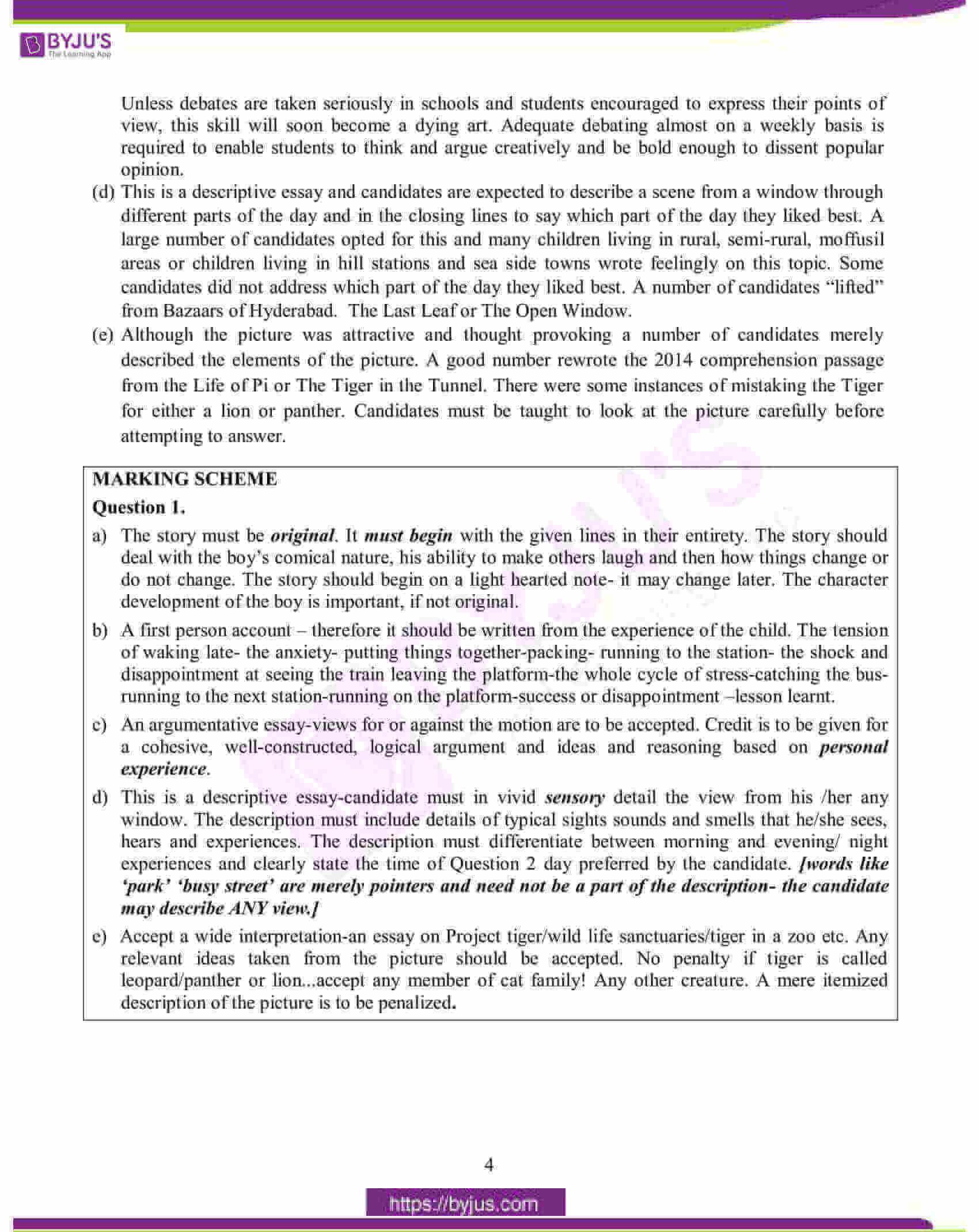 icse class 10 eng lan question paper solution 2015 03
