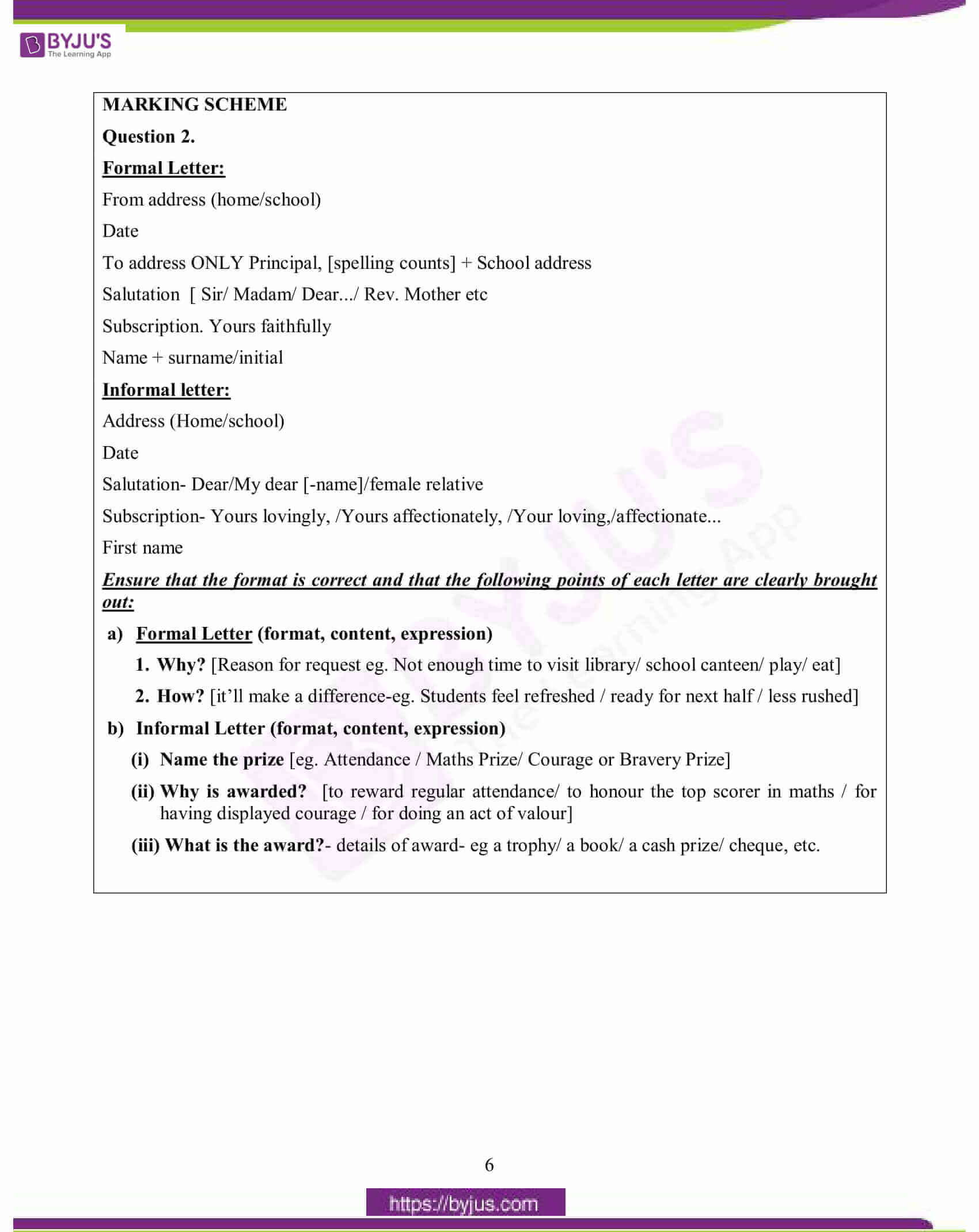 icse class 10 eng lan question paper solution 2015 05