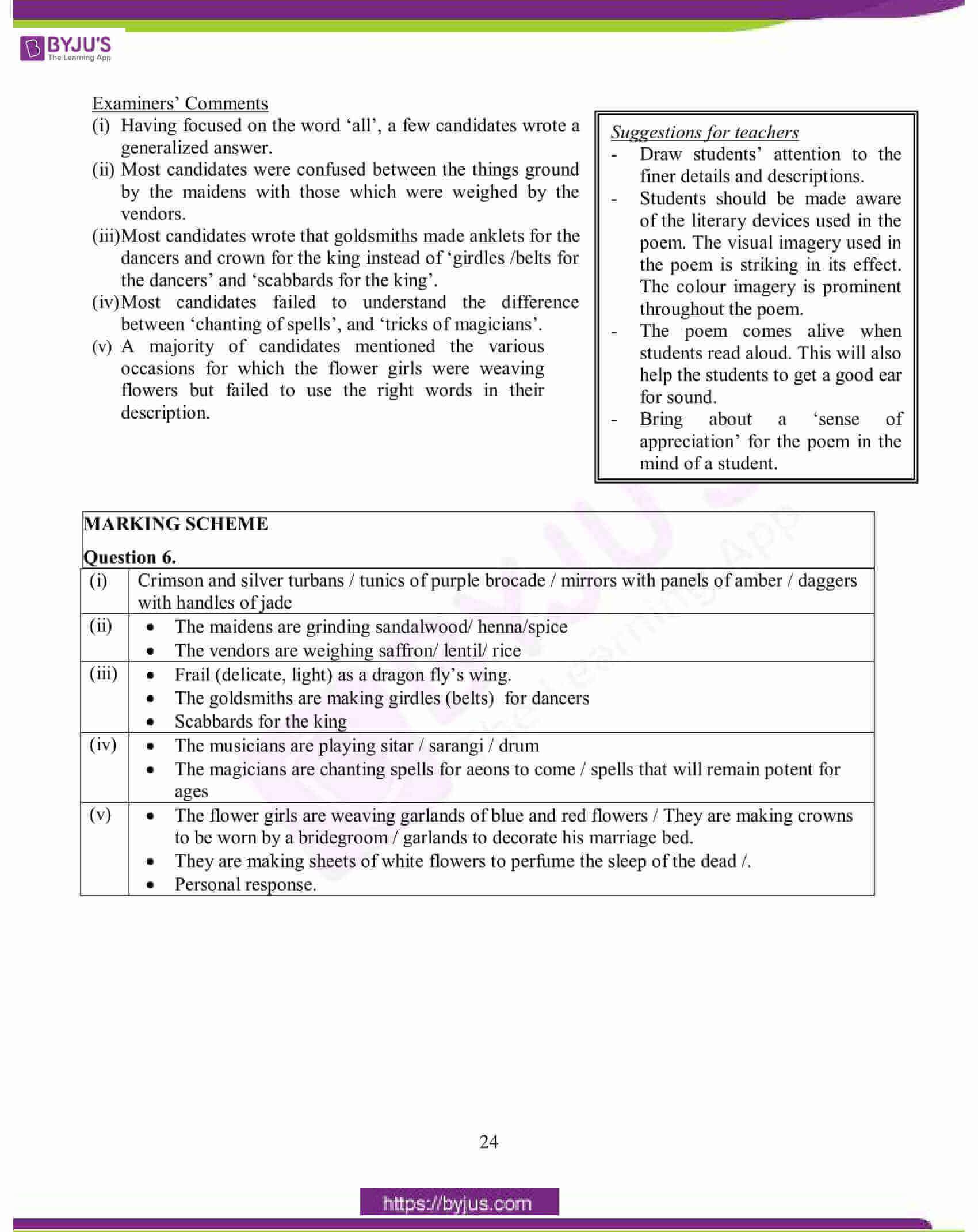 icse class 10 eng lit question paper solution 2015 10
